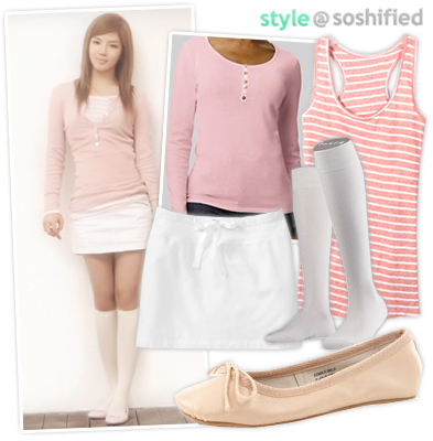 Get The Look Baby Baby The Yesstylist Asian Fashion
