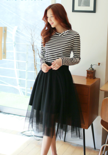 Ask Nikki The YesStylist fashion expert Asian fashion style advice ballerina skirt cute tulle skirt