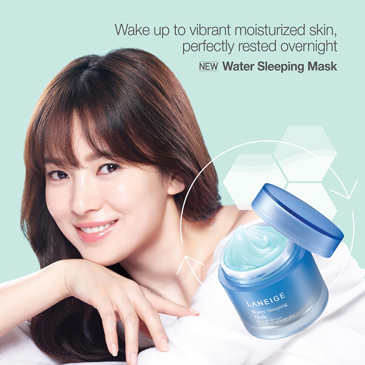 New 2015 Laneige Water Sleeping Mask Review