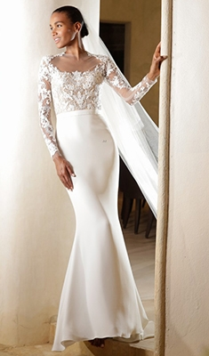 5 Wedding Dress Trends for Fall 2016 – Get Married with Style ...