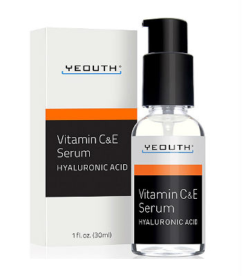 Product Profile: YEOUTH's Vitamin C & E Day Serum with Hyaluronic Acid the YesStyle BeautyLab