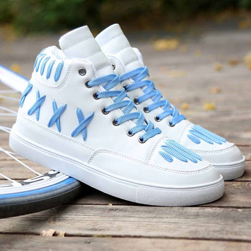 Auxen - High Top Sneakers