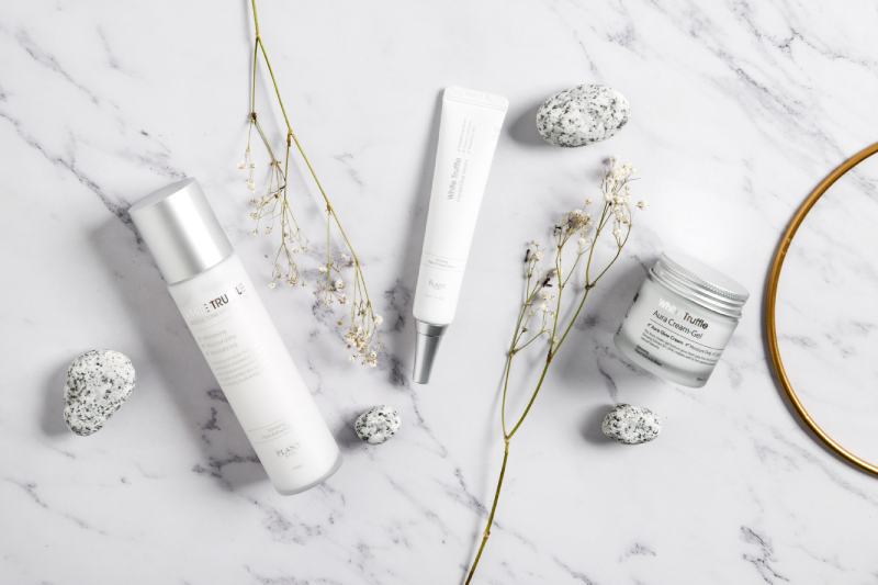 Brighten Up with THE PLANT BASE's White Truffle Line – THE YESSTYLIST - Asian Fashion Blog