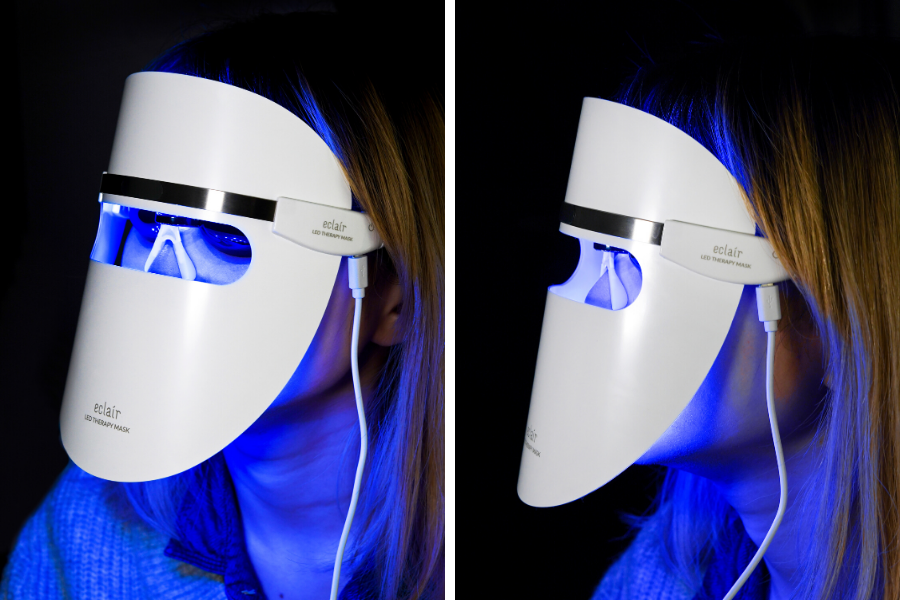 eclair LED Therapy Mask Review – THE YESSTYLIST - Asian Fashion Blog