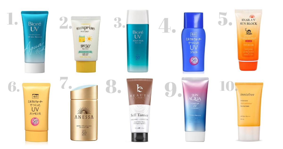 YesStyle's Skin Care Bestsellers 2019 – THE YESSTYLIST - Asian Fashion Blog