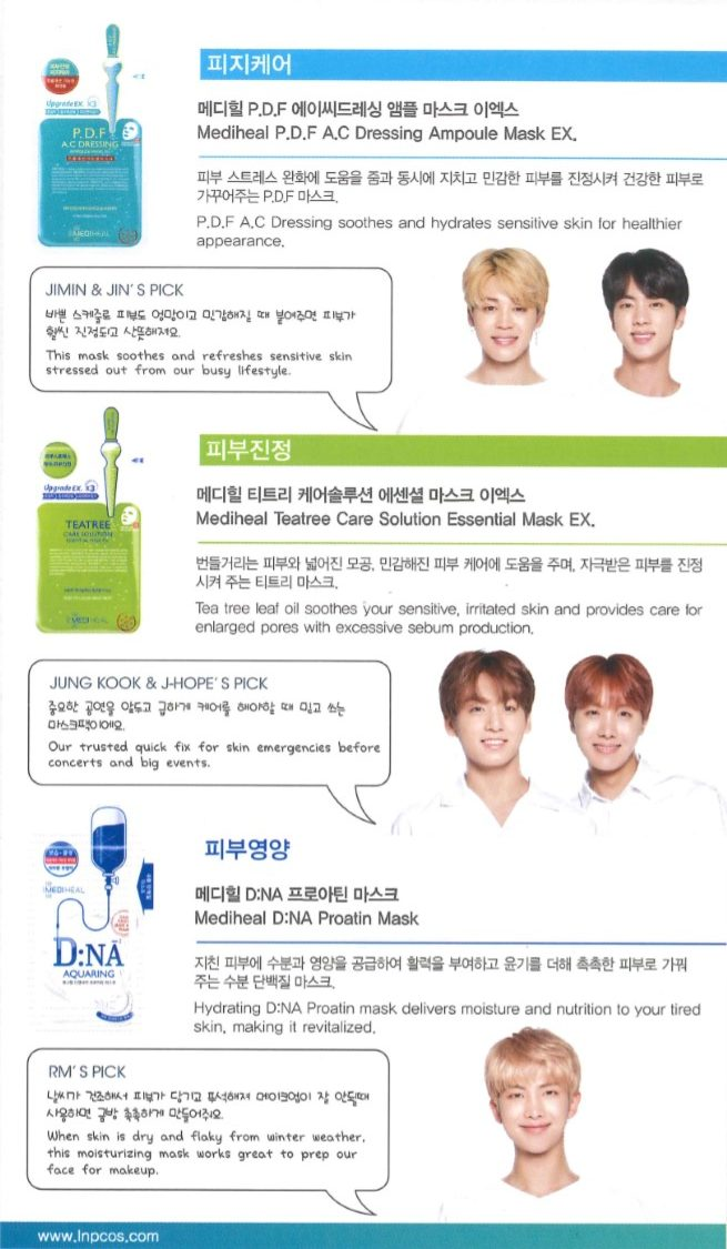 Small Talk: Mediheal's BTS Moisturizing Care Special Set & Soothing Care Special Set – THE YESSTYLIST - Asian Fashion Blog