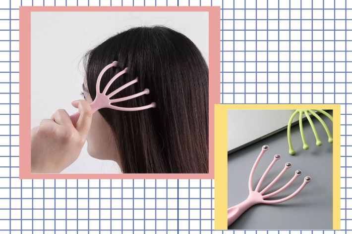 Let's Get Real - Head Massager