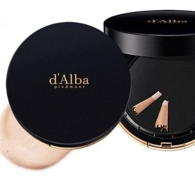 d'Alba Skin Fit Grinding Serum Cover Pact